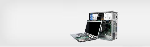 Ремонт на компютри и лаптопи